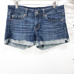 American Eagle outfitters women's jean shorts 6
